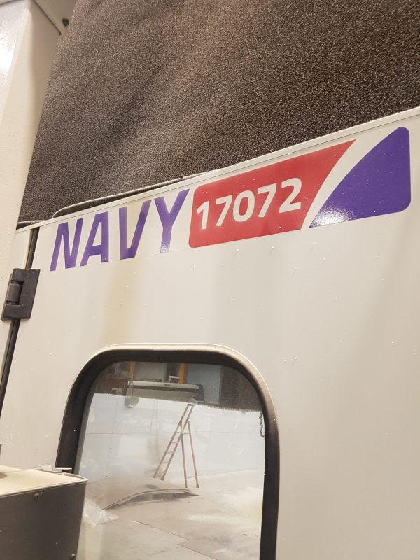 8241 Belotti Navy 5 ása yfirfræsari